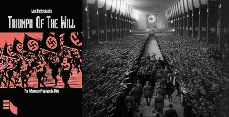 《德意志的胜利》(1935)电影海报及剧照