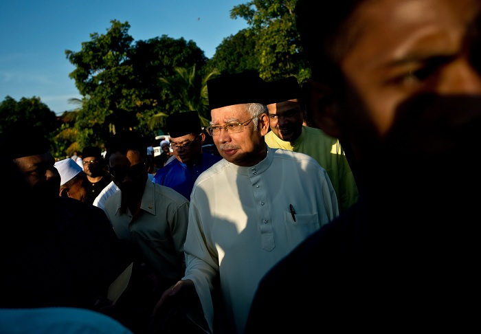 MALAYSIA-POLITICS-ECONOMY-NAJIB